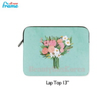 "ALL NEW FRAME Rose iPad Pouch 1ea [Lap Top 13""],ALL NEW FRAM"
